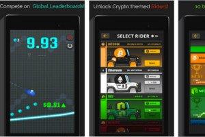 仮想通貨ゲームCrypto Riderで遊んでみた